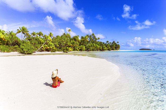 One Foot Island, Aitutaki, Cook Islands (MR)